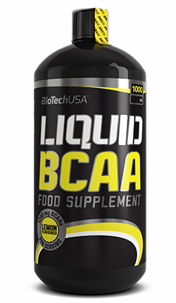 BioTech USA Liquid Bcaa 1000ml (18,00€/l)