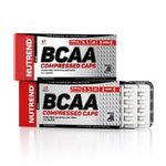 Nutrend Bcaa Compressed Caps 120 Kapseln (127,56€/Kg)