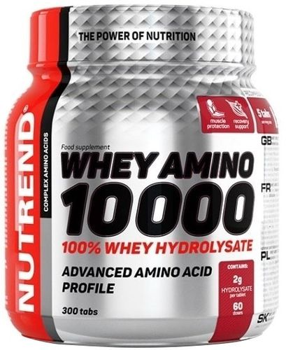 Nutrend Whey Amino 10.000 300 Tabletten (43,71€/Kg)