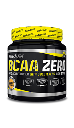 BioTech USA Bcaa Flash Zero 360g Dose (74,72€/Kg)