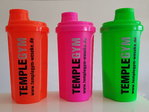 Temple Gym Neon Shaker 700ml (5,00€/l)
